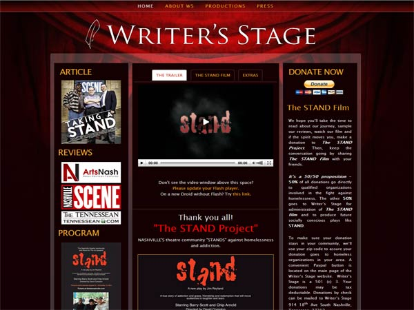 WritersStage.com